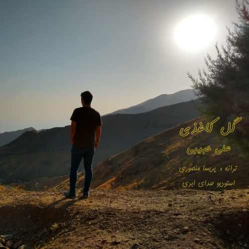 دانلود آهنگ علی حبیبی گل کاغذی